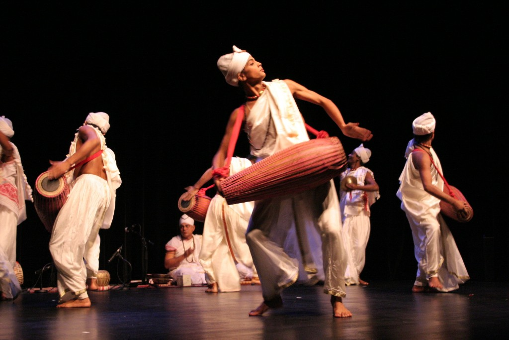 DANCING THE GODS, World Music Institute's Indian Classical Dance Festival, Returns To Symphony Space 4/21-22
