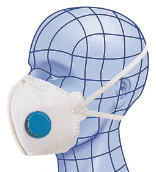 Masque anti-poussière
