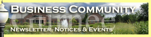 Village of Gurnee Business Community ListServe - Newsletter, Notices, & Events