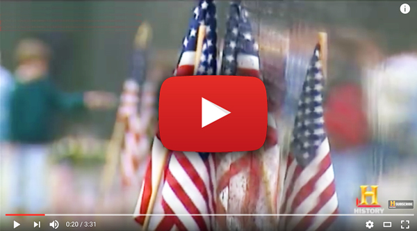 History Channel YouTube video clip on The History of Memorial Day