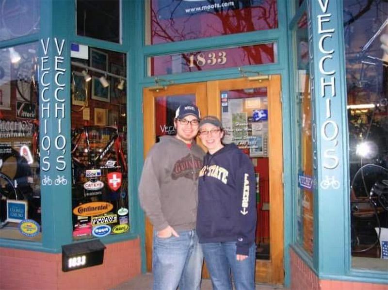 Matt and Joy Fitzhorn