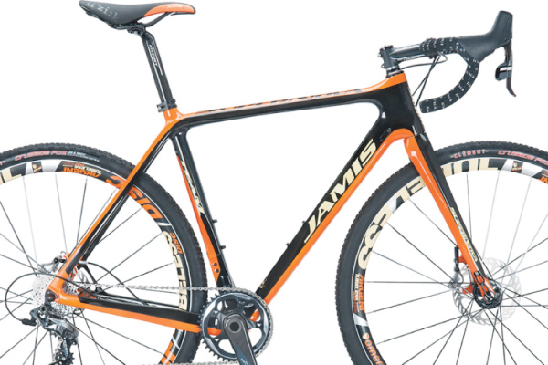 Jamis Supernova Team 2015 cyclocross bike
