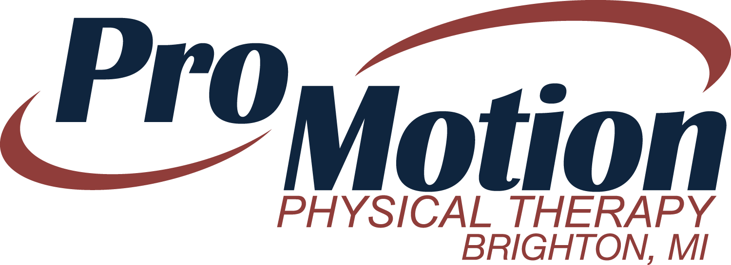 Pro-Motion Physical Therapy Brighton, MI logo
