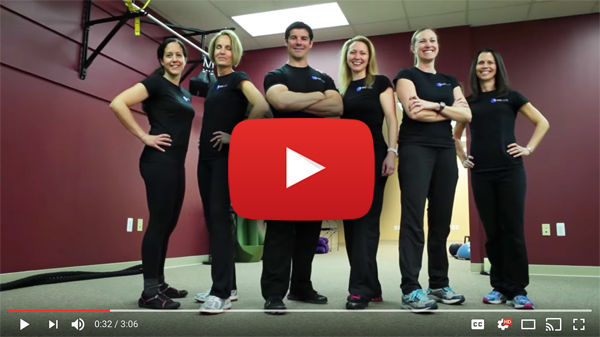 Body Within Personal Training promotional video