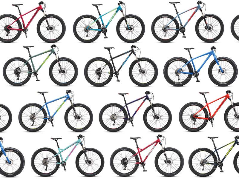 Jamis fat bikes