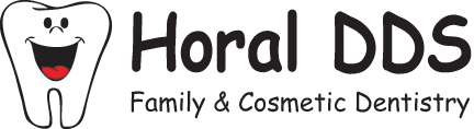Horal DDS Family and Cosmetic Dentistry logo