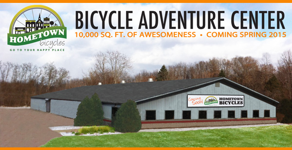 Hometown Bicycles Bicycle Adventure Center