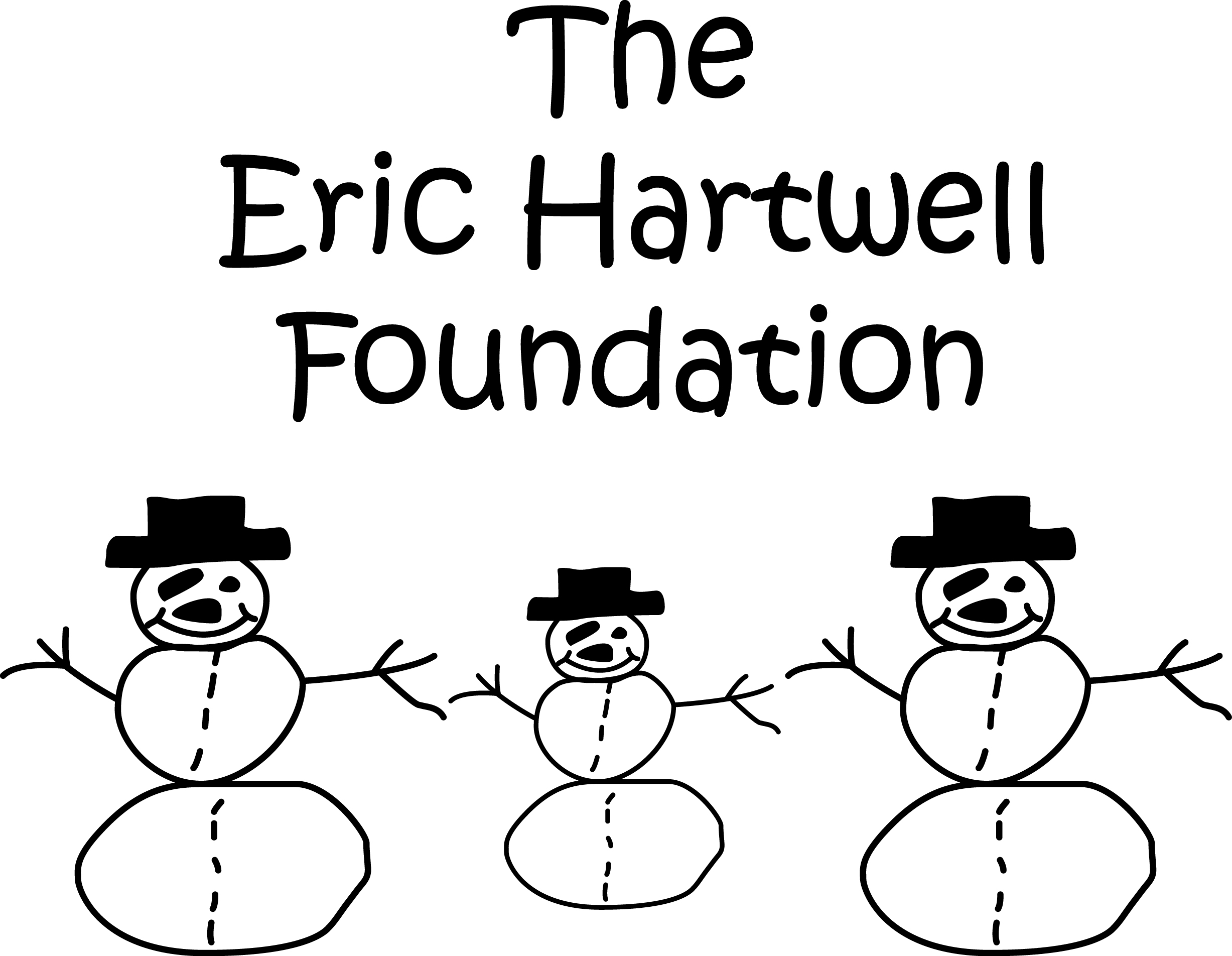 The Eric Hartwell Foundation logo