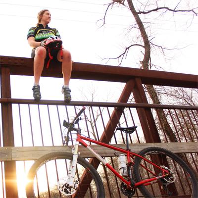 Hometown Bicycles Social Media Guru Meghan Terbush
