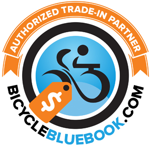 Bicycle Blue Book Authorized Trade-In Partner