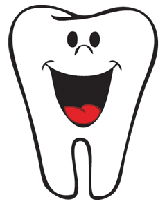 Dr. William P Horal Dentistry tooth logo