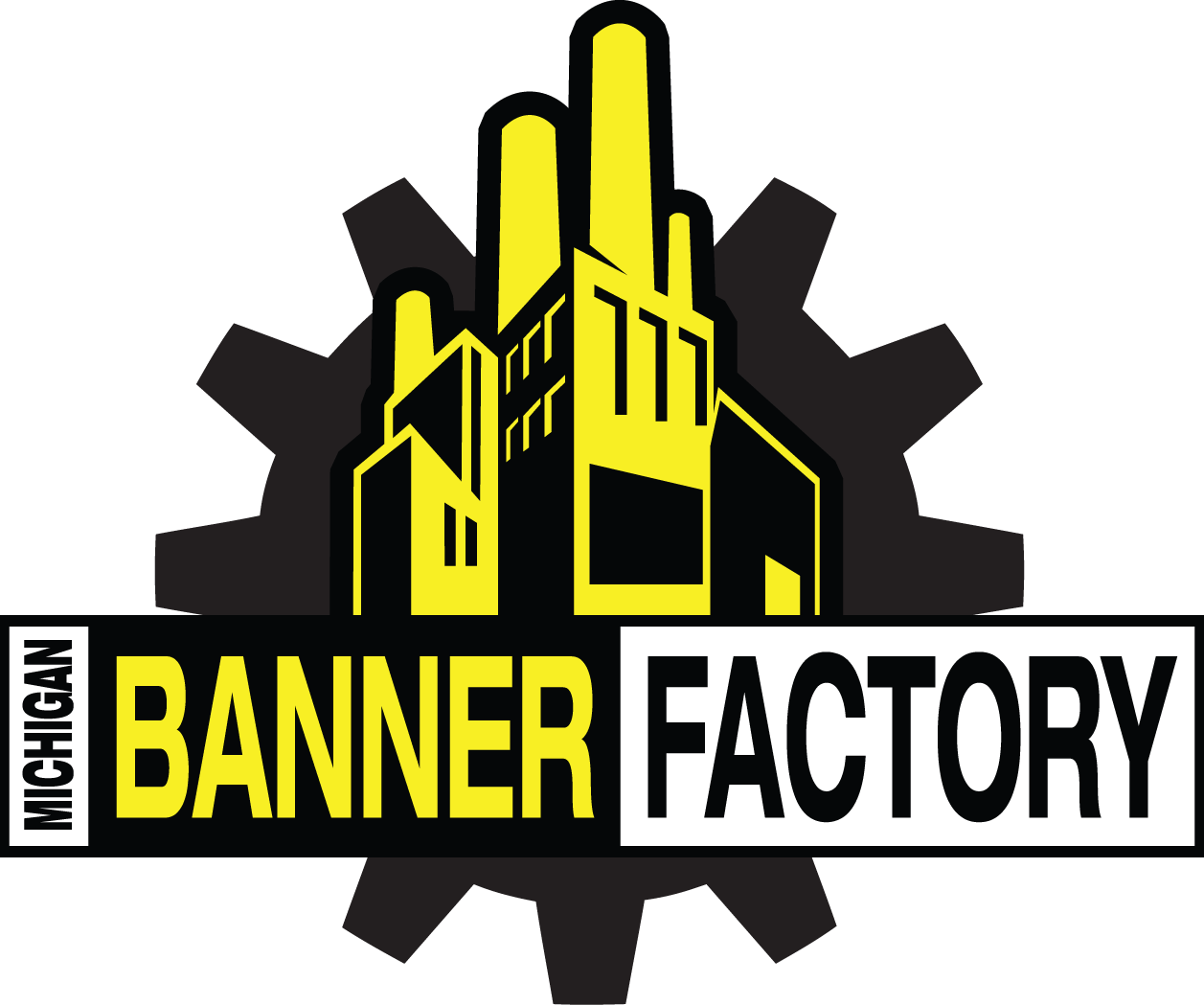 Michigan Banner Factory logo