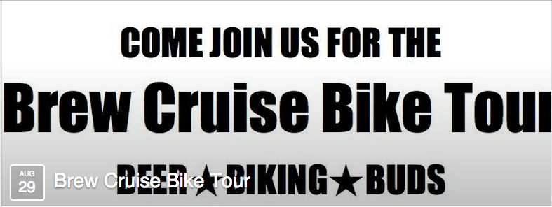 Brew Cruise Bike Tour