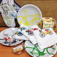 Bicycle kitchen goods at Hometown Bicycles