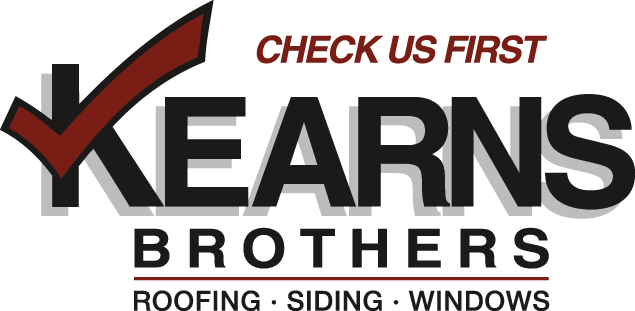 Kearns Brothers Roofing Siding Windows logo