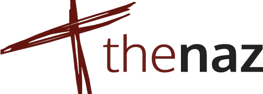 "Brighton Nazarene Church ""The Naz"" logo"