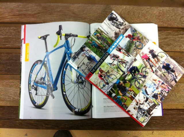 Jamis 2016 Catalog at Hometown Bicycles