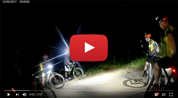 Hometown Bicycles Friday Night Lights GoPro Video by Kevin M.