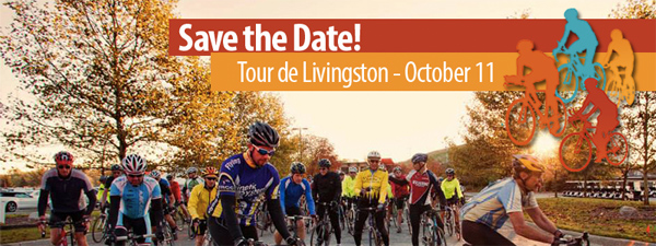 Tour de Livingston Save the Date - October 11