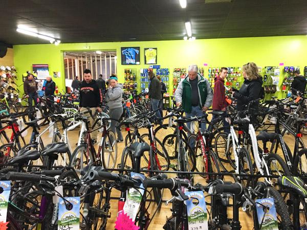 Hometown Bicycles 2018 Garage Sale