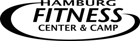 Hamburg Fitness Center and Camp logo