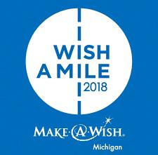 Wish a Mile 2018 logo