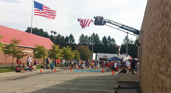 Brighton Fire Department 9/11 Memorial 5K