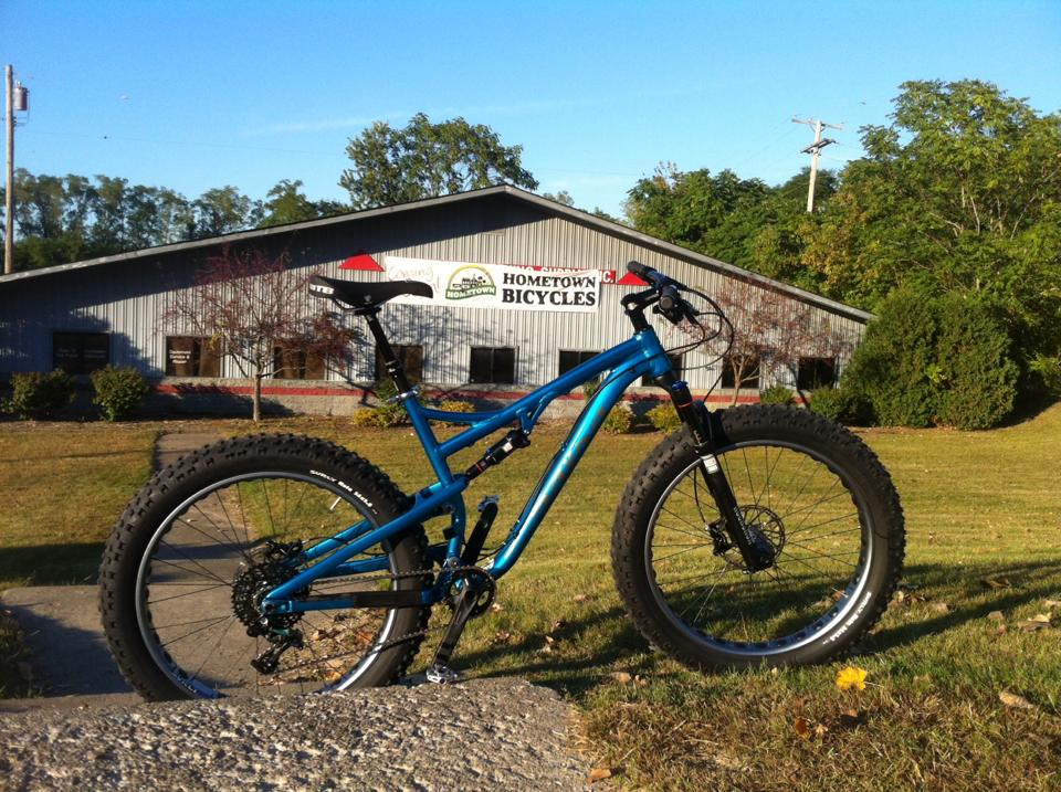 Hometown Bicycles new location