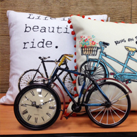 Bicycle home decor