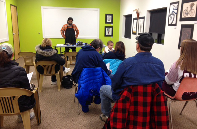 Hometown Bicycles Winter Clinic Series: Bicycle Safety and Equipment