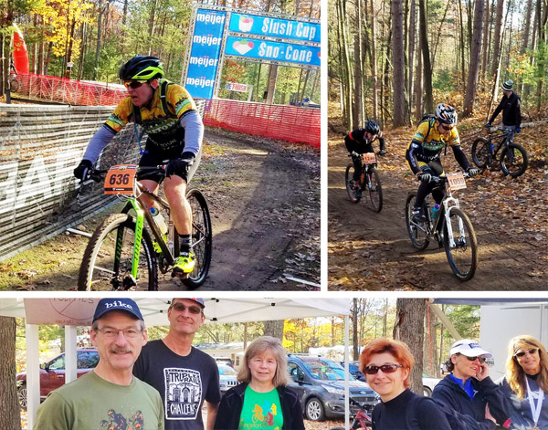 Team Hometown Bicycles at Iceman Cometh Challenge 2016
