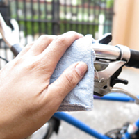 Cleaning your bicycle