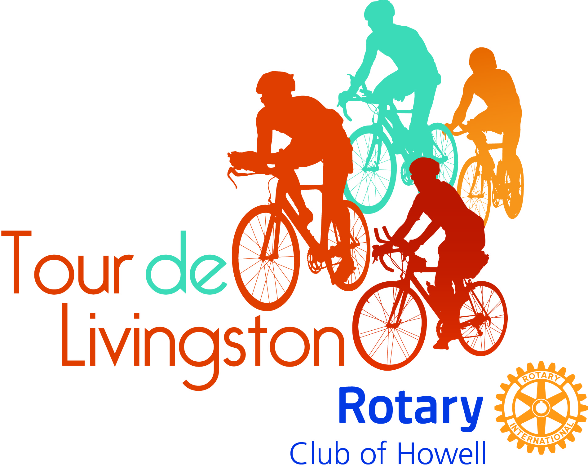 Tour de Livingston 2017 logo