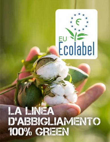 Linea a marchio ECOLABEL