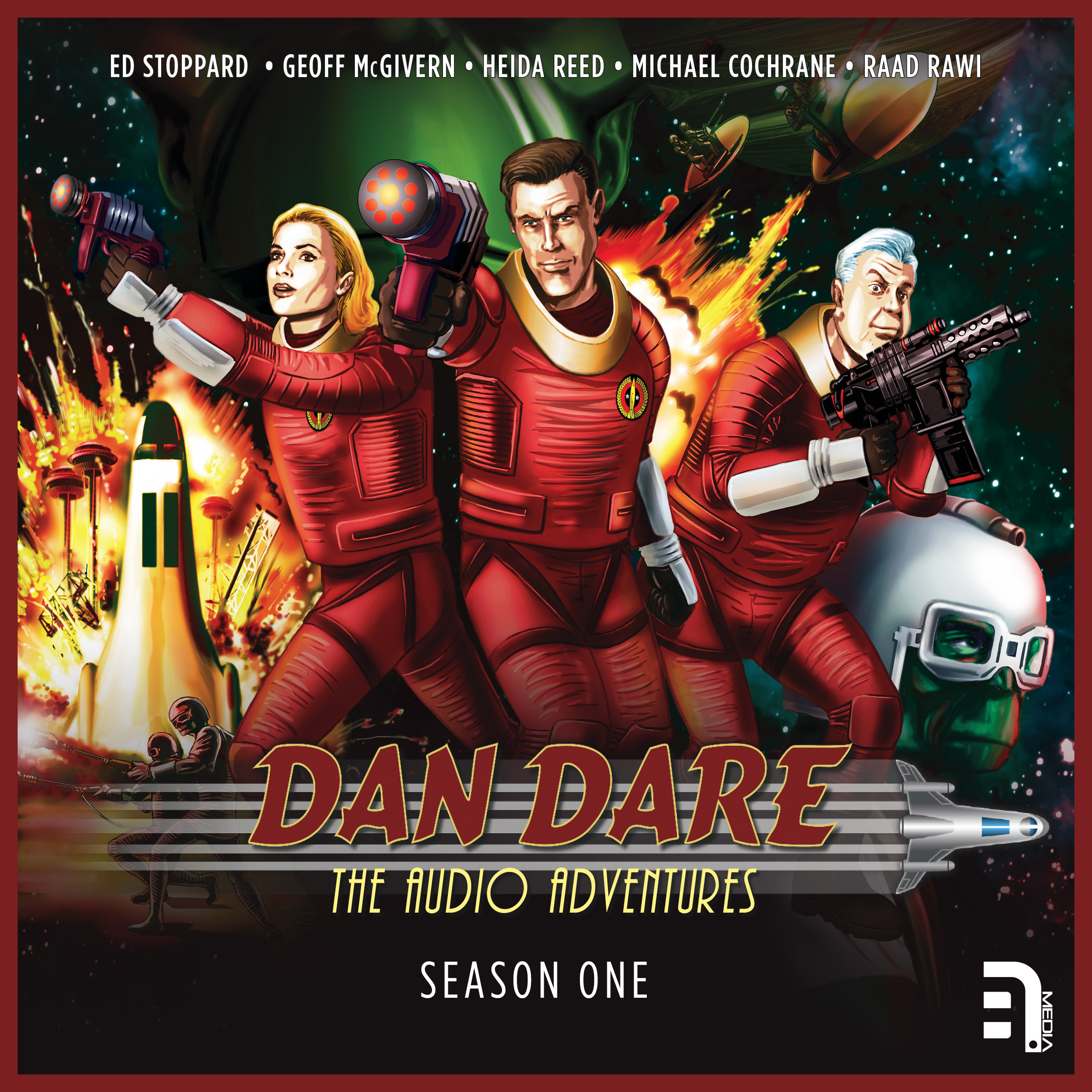 Dan Dare Audio Adventures