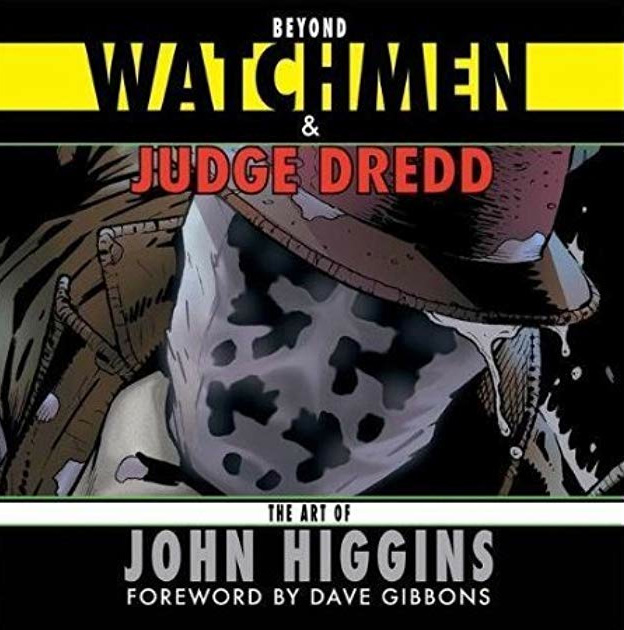Beyond Watchmen by John Higgins