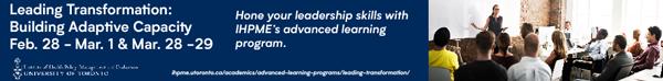 IHPME Advanced Learning