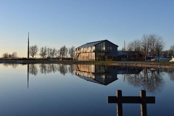 Nieuwe watersportcentrum