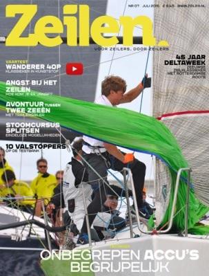Maandblad Zeilen