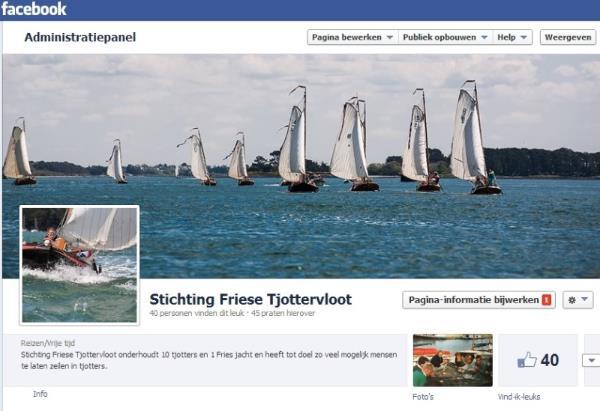 SFT ook op Facebook en Twitter