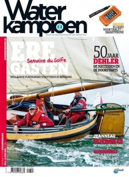SFT op de cover van de Waterkampioen