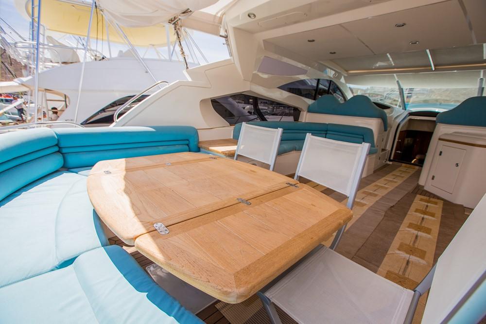 70' Sunseeker Yacht Cabo San lucas For Charter