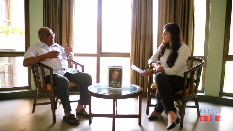 YV Reddy in conversation with Amrita Tripathi