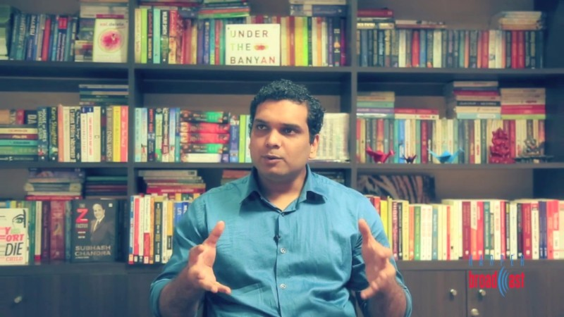 In conversation with Sachin Garg