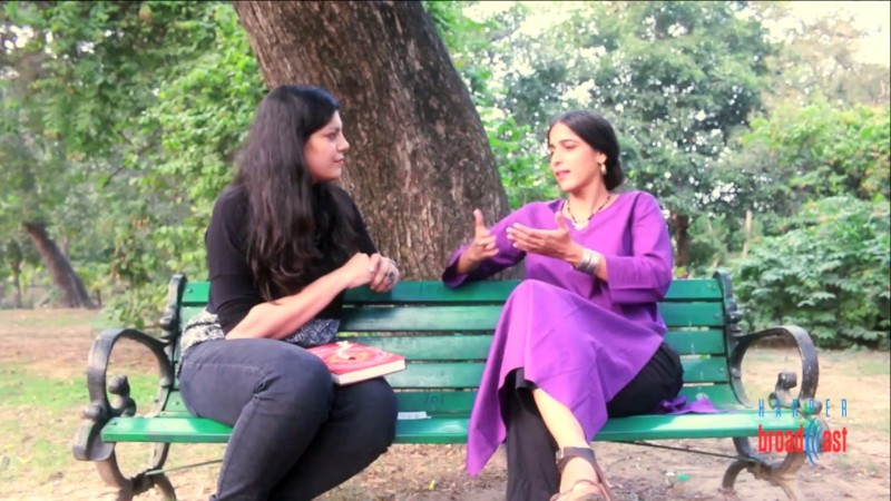 Amruta Patil in conversation with Amrita Tripathi