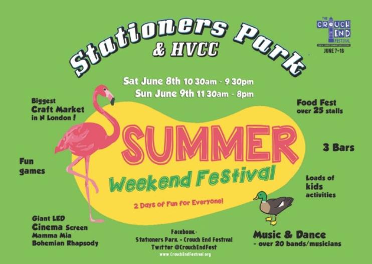 Summer Weekend Festival