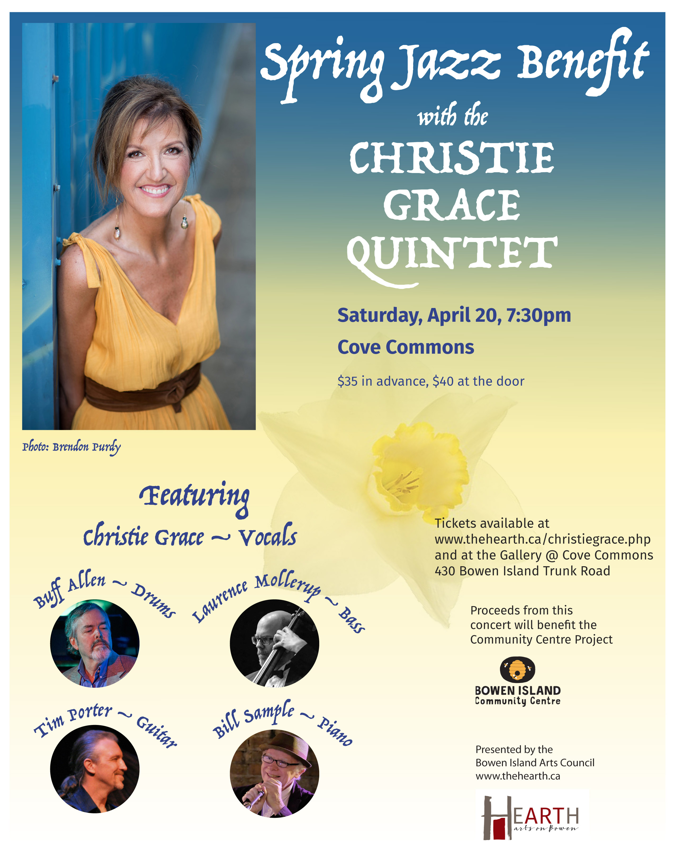 Christie Grace Quintet