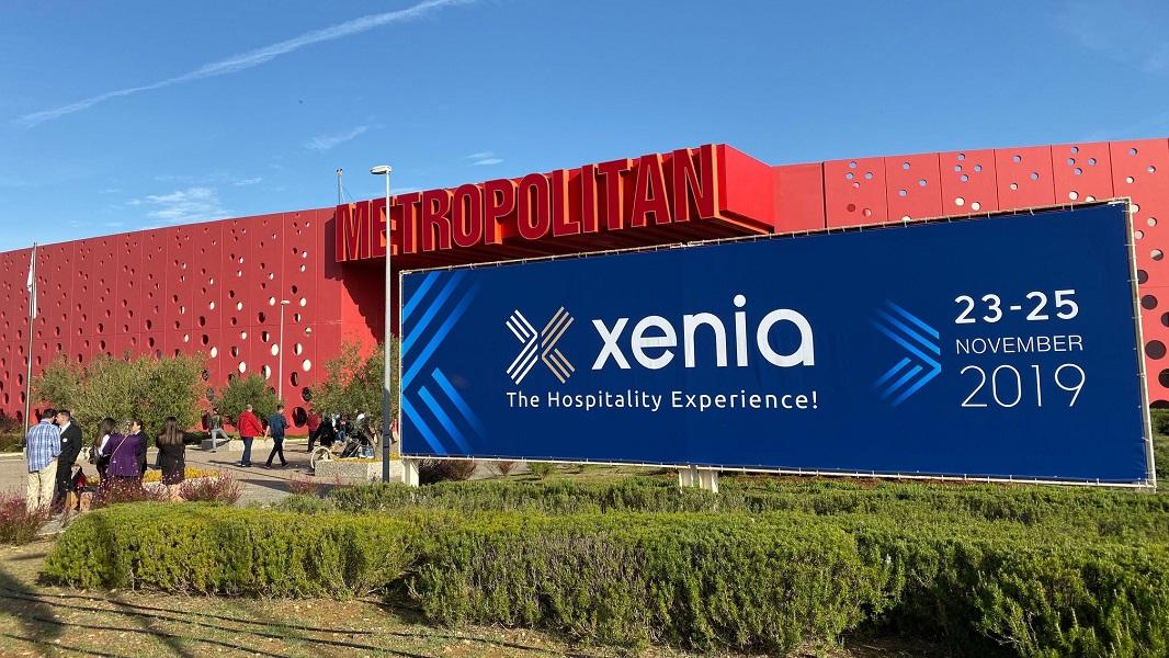 Έκθεση Xenia. Φιλόξενη για την OMONIA TRANS!