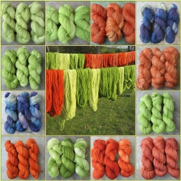 Knitting Notions sneak peek new yarn colors