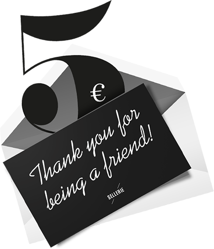 5€ Welcome Bonus